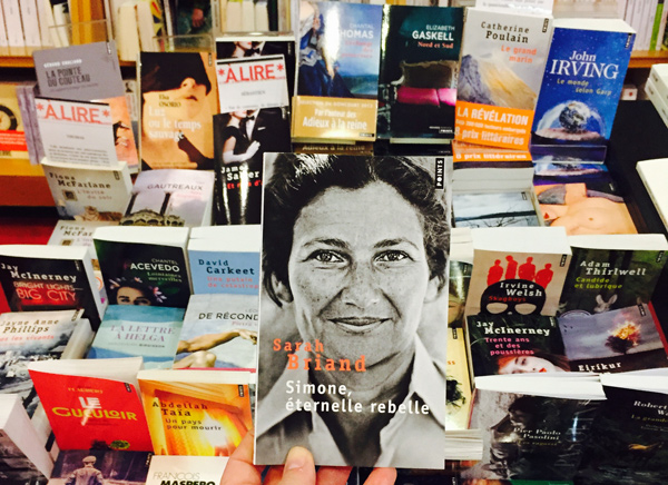 Photo Biographie Simone Veil de Briand