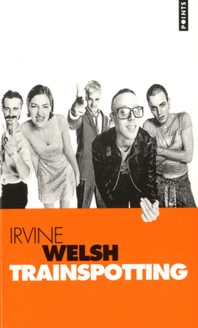 Trainspotting Welsh Irvine 9782020336468 Catalogue border=