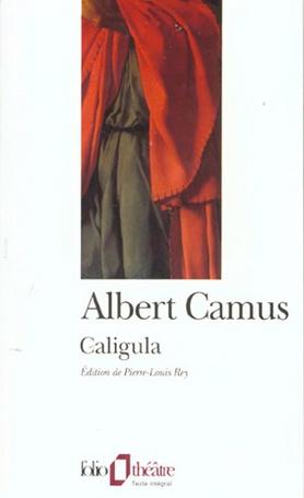 f6434f97f8b Caligula - CAMUS ALBERT - 9782070386703