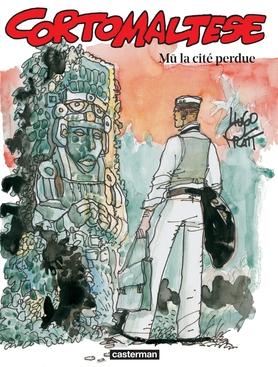 Mu La Cite Perdue Pratt Hugo 9782203097711 Catalogue Librairie Gallimard De Montreal