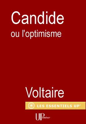 Candide Ou Loptimisme Voltaire 9782759902354