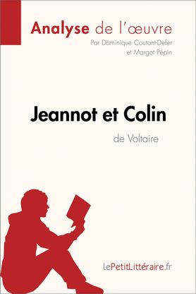 schema narratif de jeannot et colin