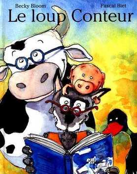 Loup conteur (Le) - BLOOM BECKY & BIET PASCAL - 9782871422457   Catalogue   Librairie Gallimard de Montréal