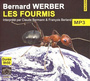 Couverture du livre Fourmis (Les) : CD audio en MP3 - WERBER BERNARD - 0000000305017