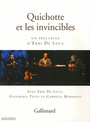 Book cover: Quichotte et les invincibles DVD - DE LUCA ERRI - 3260050855815