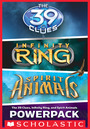Couverture du livre The 39 Clues, Infinity Ring, and Spirit Animals Powerpack - Riordan Rick - 9780545760850
