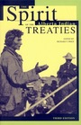 Couverture du livre The Spirit of the Alberta Indian Treaties - PRICE RICHARD - 9780888647788