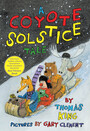 Couverture du livre A Coyote Solstice Tale - KING THOMAS - 9780888999290