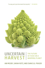 Couverture du livre Uncertain Harvest - Mosby Ian - 9780889777200
