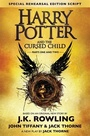 Book cover: Harry Potter and the Cursed Child - Parts One and Two (Special - Rowling J.K. & Thorne, Tiffany - 9781338099133