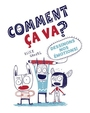 Book cover: Comment ça va?  : dessinons nos émotions! - Gravel Élise - 9781443154284