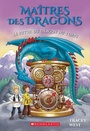 Book cover: Maîtres des dragons 15 Le futur du dragon du Temps - West Tracey - 9781443181457
