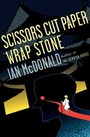 Couverture du livre Scissors Cut Paper Wrap Stone - McDonald Ian - 9781480432147