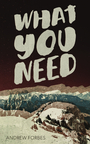 Couverture du livre What You Need - Forbes Andrew - 9781926743547
