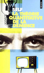 Couverture du livre Theorie quantitative de la demence - SELF WILL - 9782020497503
