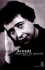 Book cover: Journal de pensee : 1950-1973 - ARENDT HANNAH - 9782020620611