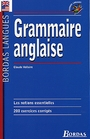 Book cover: Grammaire anglaise - VOLLAIRE CLAUDE - 9782047303153