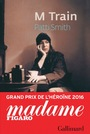 Couverture du livre M Train - SMITH PATTI - 9782070105571