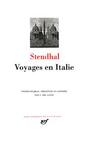Book cover: Voyages en Italie - STENDHAL - 9782070106974