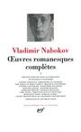 Couverture du livre Oeuvres romanesques completes I - NABOKOV VLADIMIR - 9782070113002