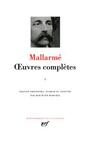 Couverture du livre Oeuvres completes I - MALLARME STEPHANE - 9782070115587