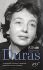 Book cover: Album Duras - DURAS MARGUERITE - 9782070134854