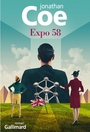 Book cover: Expo 58 - COE JONATHAN - 9782070142798