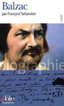 Book cover: Balzac - TAILLANDIER FRANCOIS - 9782070306671