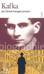 Book cover: Kafka - LEMAIRE GERARD-GEORGES - 9782070306688
