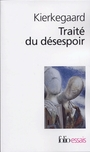 Book cover: Traité du désespoir - KIERKEGAARD SOREN - 9782070324774