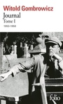 Couverture du livre Journal 1 1953-1958 - GOMBROWICZ WITOLD - 9782070389308