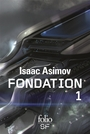 Book cover: Cycle de Fondation (Le) Vol.1: Fondation - Fondation et Empire - - ASIMOV ISAAC - 9782070463619