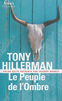 Book cover: Peuple de l'ombre (Le) - HILLERMAN TONY - 9782070464784