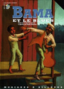 Couverture du livre Bama et le blues +cd - SAUERWEIN LEIGH - 9782070522019