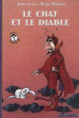 Couverture du livre Chat et le diable (Le) - JOYCE JAMES & BLACHON ROGER - 9782070548798