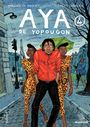 Book cover: Aya de Yopougon 4 - ABOUET MARGUERITE & OUBRERIE C - 9782070619955