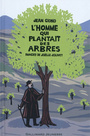 Book cover: Homme qui plantait des arbres (L') (Livre pop-up) - GIONO JEAN - 9782070627769
