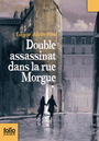 Book cover: Double assassinat dans la rue Morgue - POE EDGAR ALLAN - 9782070630325
