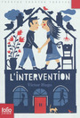 Couverture du livre Intervention (L') - HUGO VICTOR - 9782070647040