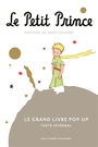 Book cover: Petit Prince : le grand livre pop-up (Le) - Saint-Exupéry Antoine de - 9782070667222