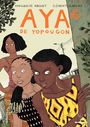 Book cover: Aya de Yopougon 6 - ABOUET MARGUERITE & OUBRERIE C - 9782070695126