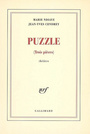 Book cover: Puzzle : trois pieces - NDIAYE MARIE & CENDREY JEAN-YV - 9782070781836