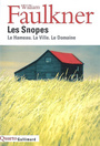 Couverture du livre Snopes (Les) - FAULKNER WILLIAM - 9782070783731
