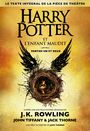 Book cover: Harry Potter et l'enfant maudit : parties un et deux - Rowling J.K. & Thorne, Tiffany - 9782075074209