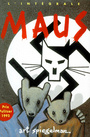 Book cover: Maus : un survivant raconte - L'integrale - SPIEGELMAN ART - 9782080675347