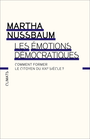 Book cover: Emotions démocratiques (Les) - Nussbaum Martha Craven - 9782081259546