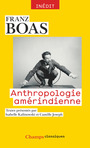 Book cover: Anthropologie amérindienne - BOAS FRANZ - 9782081270817