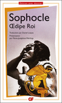 Book cover: Oedipe roi - SOPHOCLE - 9782081358768
