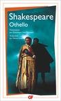 Couverture du livre Othello - SHAKESPEARE WILLIAM - 9782081378087