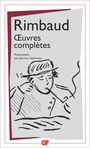 Book cover: Oeuvres complètes - RIMBAUD ARTHUR - 9782081382725
